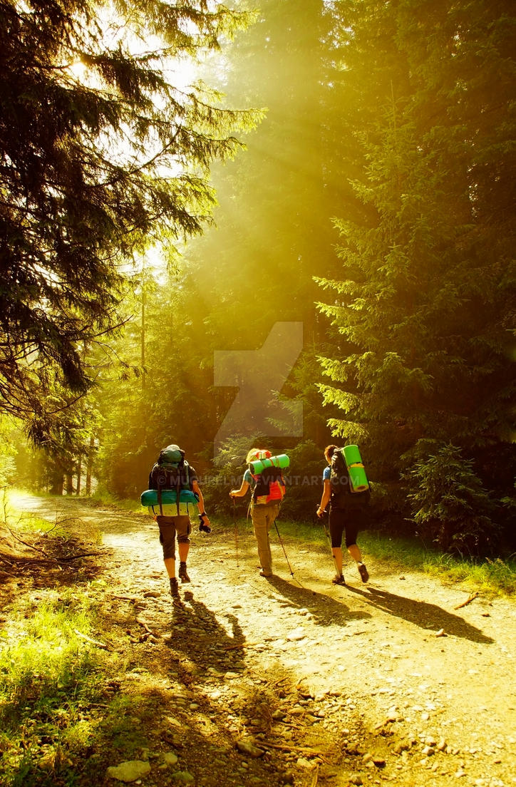 Hiking by mugurelm