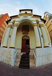 The Church of buildings by mugurelm