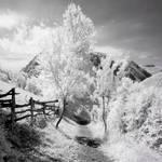 Infrared trail by mugurelm