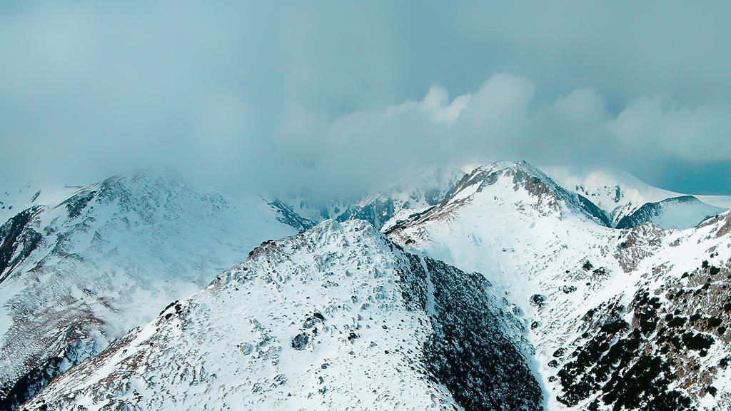 Winter landscape 5 by mugurelm