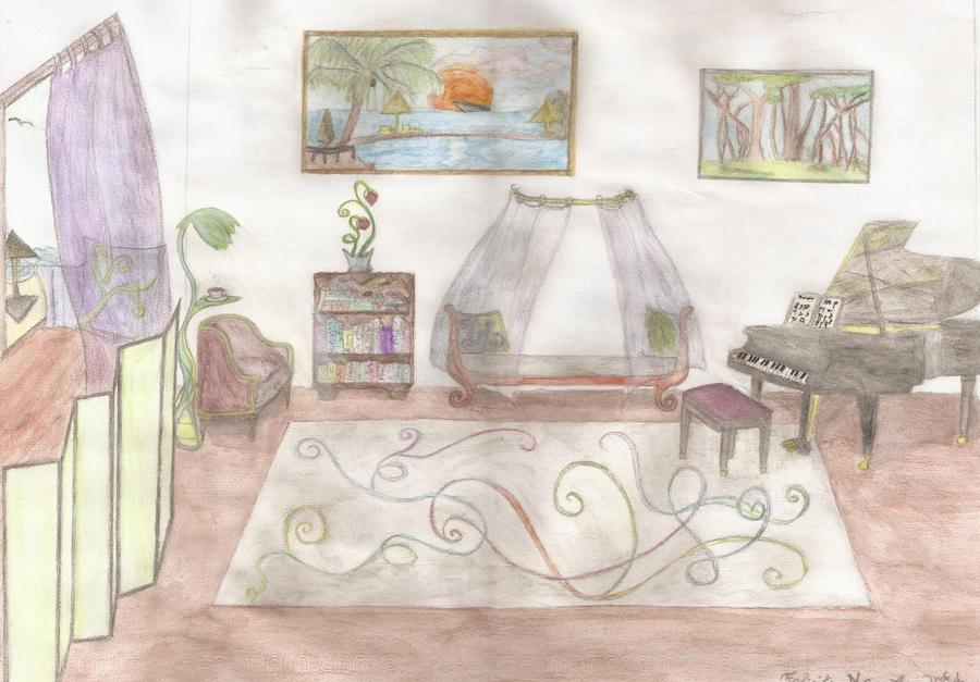 L'invitation au voyage by felicitysite