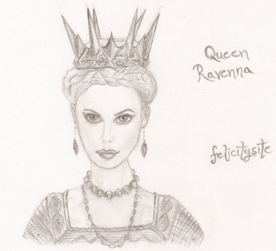 Queen Ravenna by felicitysite