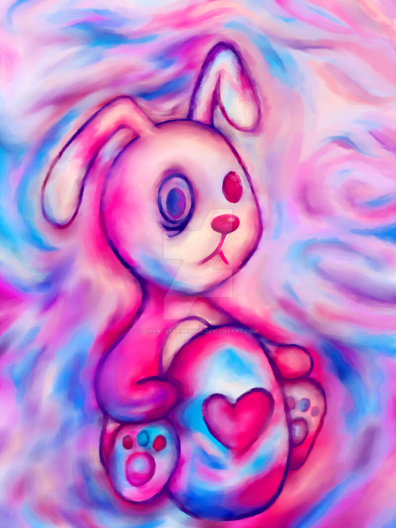 Easter Bunny by CharlotteHewins