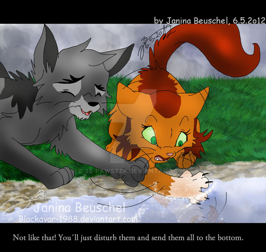 Warrior Cats -Season #2 The New Prophecy By JB-Pawstep On