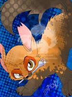 Mandarin of Silverclaw-Clan by JB-Pawstep