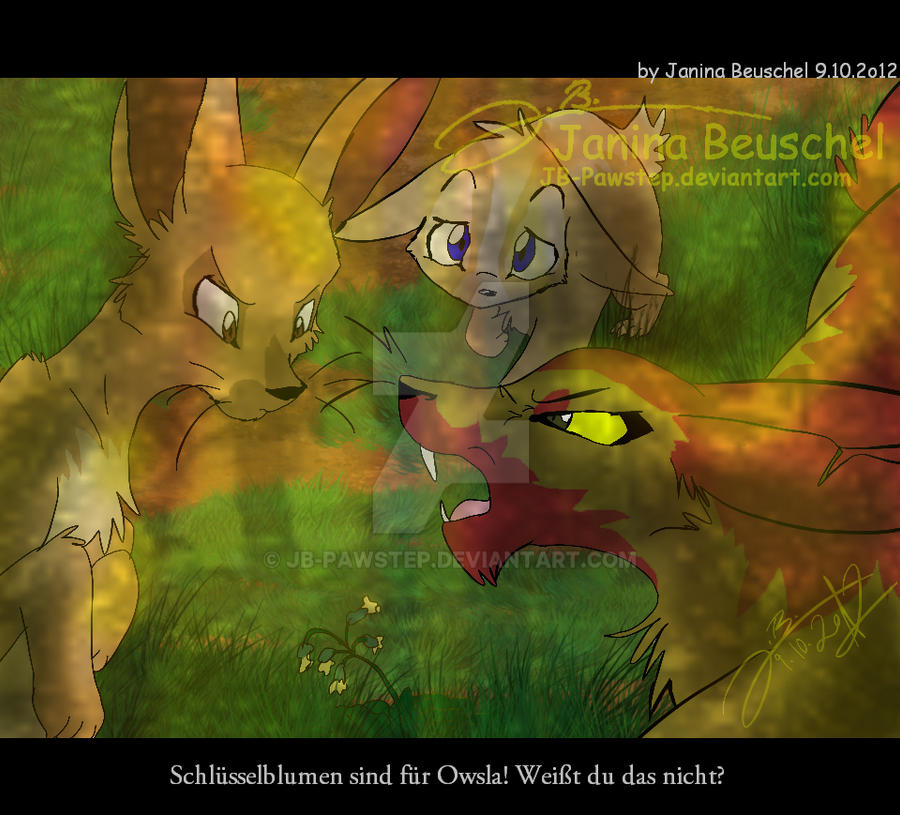 Warriors Cats Into The Wild Movie: Watership Down -For Owsla! By JB-Pawstep On DeviantArt