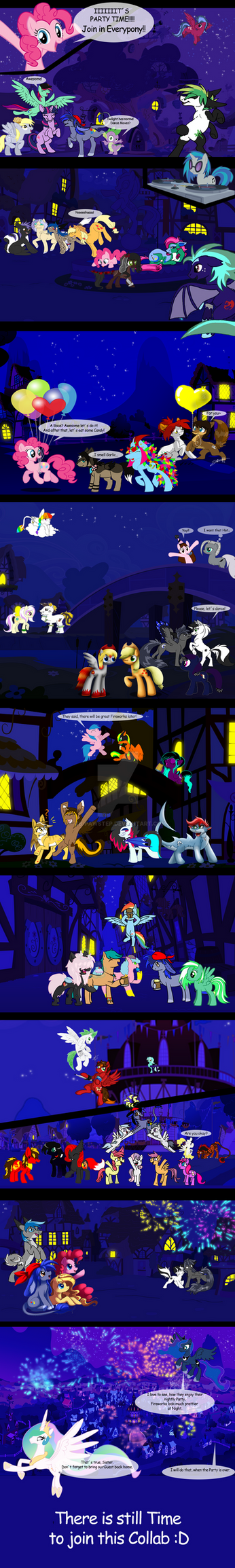 MLP - Magic on Pawsteps - Page 21 WIP -ENTER! by JB-Pawstep
