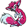 Peppermint Sprite by JB-Pawstep