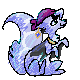 Sprite for Knokati by JB-Pawstep