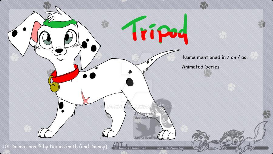 Tripod - Mission 1-0-1 by JB-Pawstep