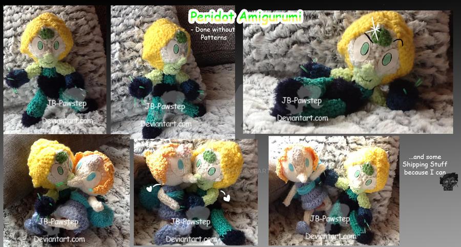 Steven Universe Amigurumi Pattern : Amigurumi - Peridot from Steven Universe by JB-Pawstep on ...