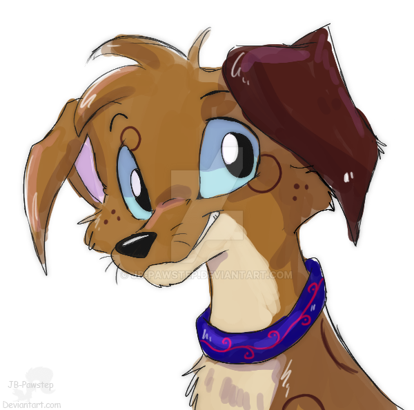 Robert - Headshot-Sketch - colored by JB-Pawstep