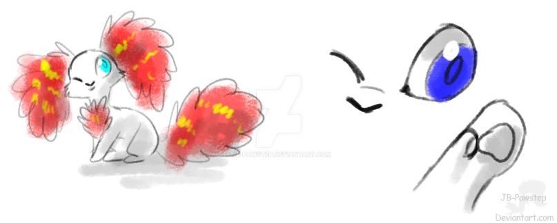 Flaffala - Species  Sketches by JB-Pawstep