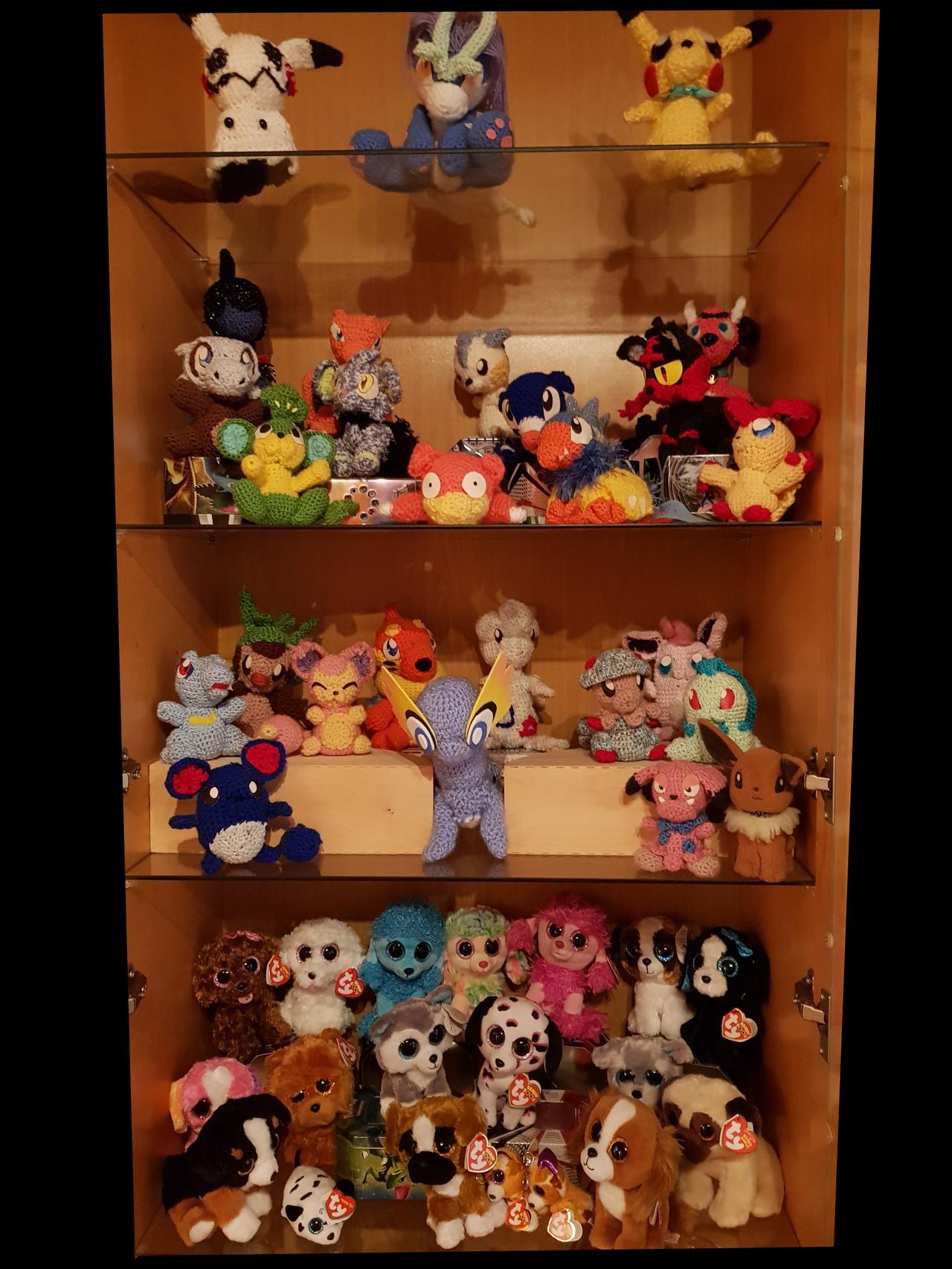 Shelf updage by JB-Pawstep