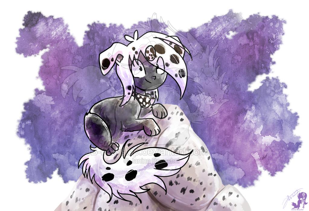 Lapiseo - Dalmatian Jasper by JB-Pawstep
