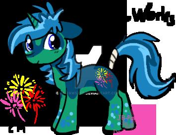 Fireworks by JB-Pawstep