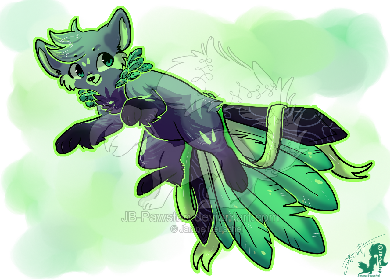 Willow by JB-Pawstep