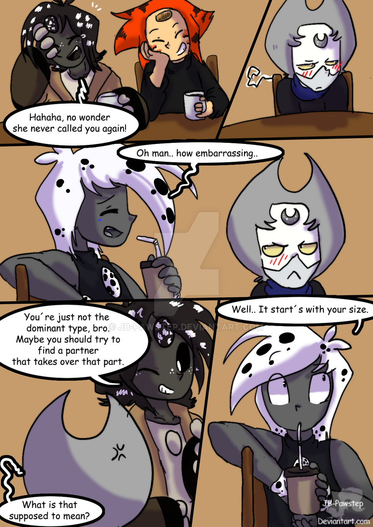 Lover Tips - Part 1 by JB-Pawstep