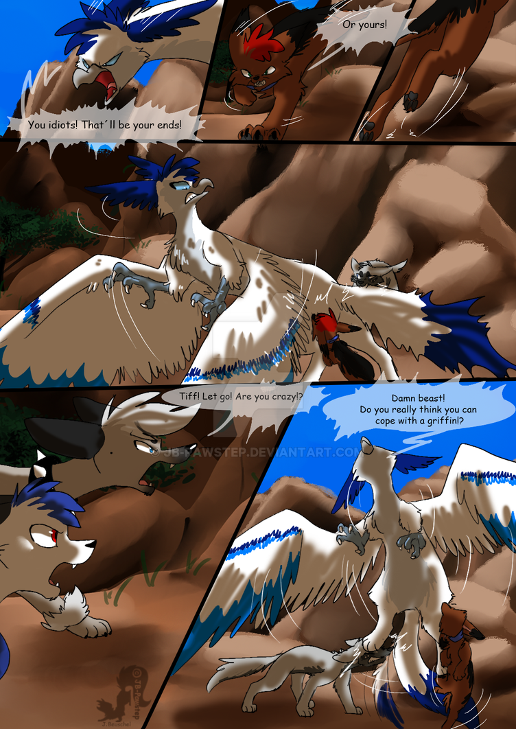 Katinka - Page 488 by JB-Pawstep
