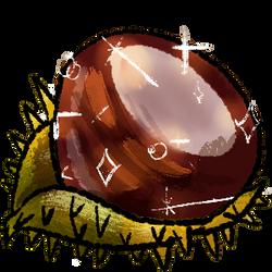 Shiny Chestnut by JB-Pawstep