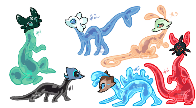 Dop Adoptables - Closed