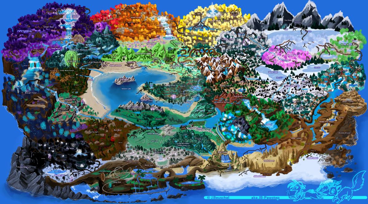 NeoPaneruga - Map Update 2019