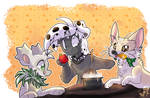Cooking by JB-Pawstep