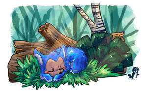 Resting Furble
