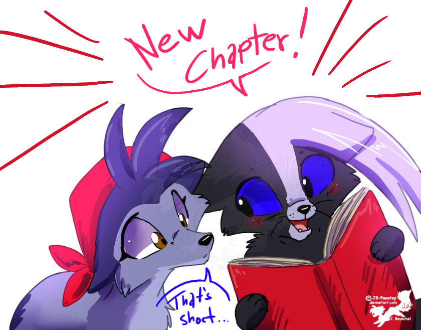New Chapter - Update