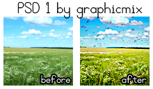 PSD 1 by graphicmix