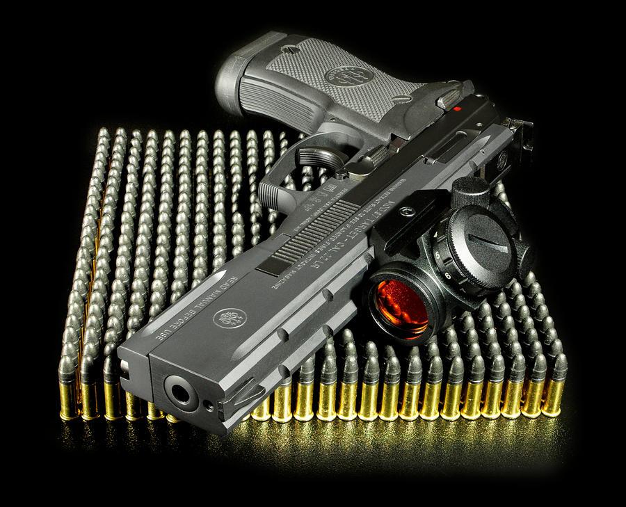 Beretta 87 Target by ZorinDenu