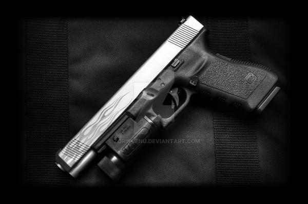 Glock 21L by ZorinDenu