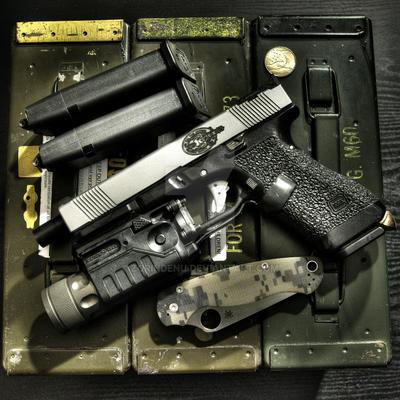 Glock HDR 2 by ZorinDenu