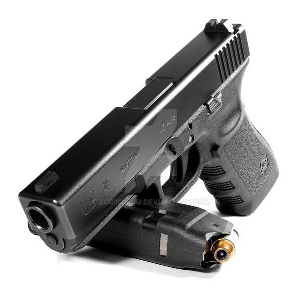 Glock 21 by ZorinDenu