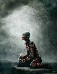 Ordalic behavior of Mr Self Destruct by Deevad