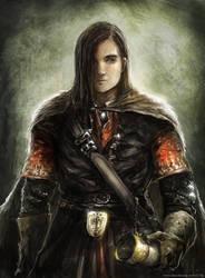 fan-art Boromir 'Lotr' by Deevad