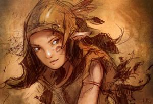 Autumn hunter