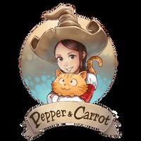 Pepper and Carrot logo