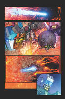 Transformers: Dark Cybertron #1 Page 11 by curiopraxis