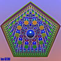 Plutonium by dark-beam