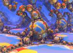99 luftballoons...