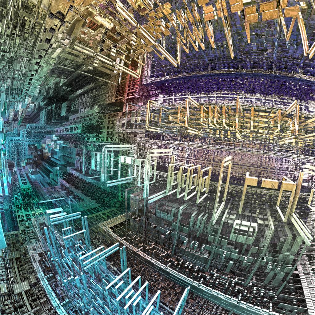 Apocayptic cyberstation by dark-beam