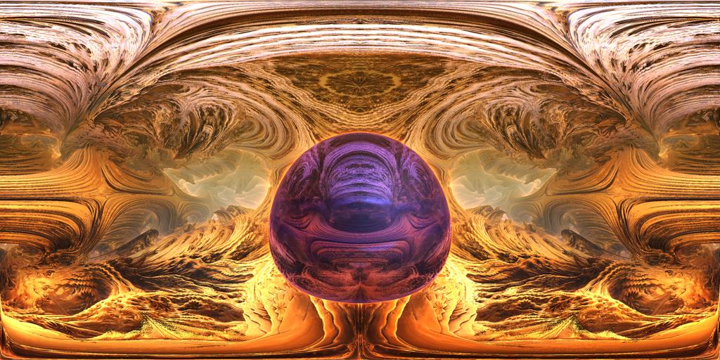 Magic sphere in el-Bulbeh by dark-beam
