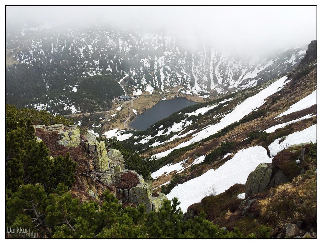 Misty Mountains by Darkkon