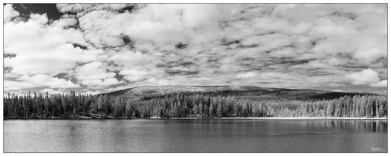 Fulufjallet panorama by Darkkon
