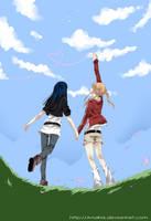 To the Sky by AnaKris