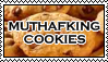 Muthafking Cookies by McStamp