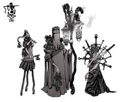 Witches and Gate Keeper