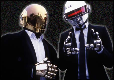 Daft Punk by Daft-punk-lovers