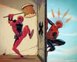 Spidey v Deadpool